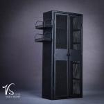 Diecast Cabinet (Black)
