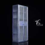 Diecast Cabinet (Silver)