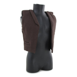 Waistcoat (Brown)