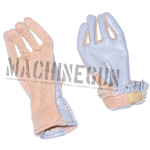 NOMEX Gloves tan & Grey