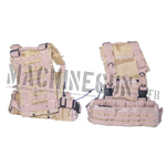 Tan HSG Weesatch Plate Carrier