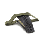 Culotte de protection en cuir (Noir)