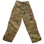 Tan/Water Camo Panzer trousers