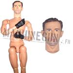 Ben Harris Nude body (DAMAGED) borken hands