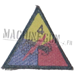 4th Armored Division Patch