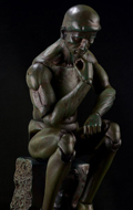 Auguste Rodin - The Thinker (Le Penseur)