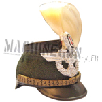 Ordnungspolizei officer dress Shako