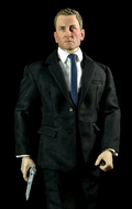 Agent James (Black Suit Version)