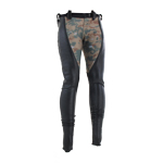 Female Leather Pants (Black)