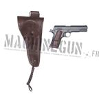 Colt 45 M1911 avec holster M1916
