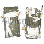T5 US parachute (back part) (sold by one)