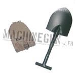 Pelle U.S M1910 avec housse (Bois et métal)