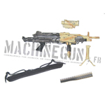 M249 SAW (Minimi) Para Version w/ working light
