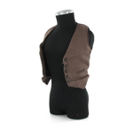 Brown inner vest (small size)