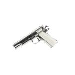Colt 45 Argent crosse nacre