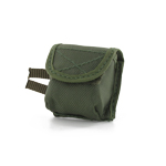 SMOKE GREEN-SG Utilities Pouch