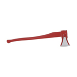 Fire Fighter Axe (Red)