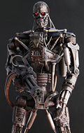 Terminator Salvation - T-600 Endoskeleton