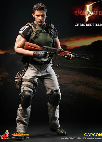 Biohazard 5 - Chris Redfield