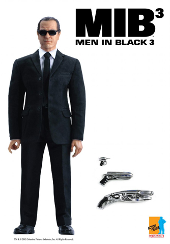 Men in Black 3 - Agent K