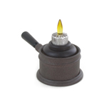 Stove Candle (Grey)