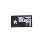 Texas Punisher Patch (Black)