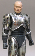 RoboCop Battle Damaged Version (Without Box)