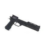 Diecast Auto-9 Handgun (Black)