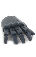Articulated Robotic Right Hand (Black)
