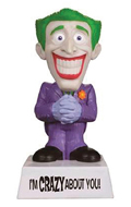 Batman - Joker I'm Crazy About You