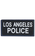 Los Angeles Police Patch (Blue)
