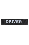 Driver Patch (Black)