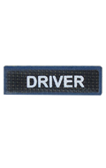Driver Patch (Blue)