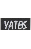 YATBS Patch (Black)