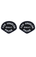 Los Angeles Police Patches (Blue)