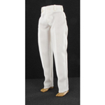 Dress White Trousers
