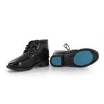 Chaussures de cérémonie type Chukka (Noir)