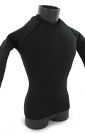 Thermal Long Sleeve T-Shirt (Black)