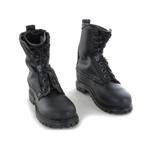 Chaussures de combat britanniques (Noir)