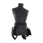 Equipment Belt Holster (Black)