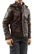 Set Ghost Protocol Homme (Marron usé)