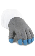 Astronaut Suit Gloved Left Hand (Grey)