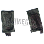 M4 pouch Smoke green (sold by one)