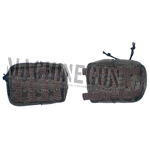 SMOKE GREEN-SG Large Utilities Pouch