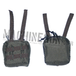 SMOKE GREEN-SG Canister Pouch