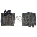 SMOKE GREEN-SG M4 Double Magazine Pouch
