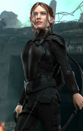 The Hunger Games : Mockingjay - Katniss Everdeen