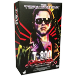 T-800 Battle Damaged Empty Box