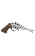 Revolver Smith & Wesson Md 19-5 (Argent)