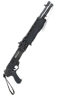 Spas Shotgun (Black)